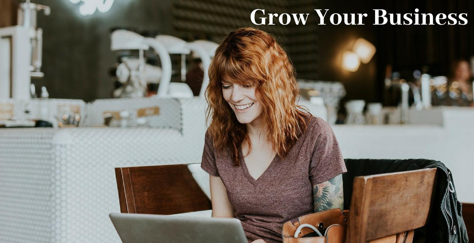 We help to Grow